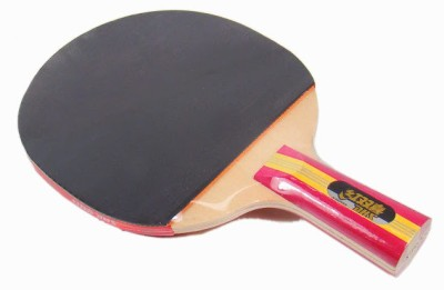 Double Happiness S-S207 G4 Strung Table Tennis Paddle