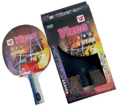Xs Vixen 3 Star G4 Unstrung Table Tennis Racquet