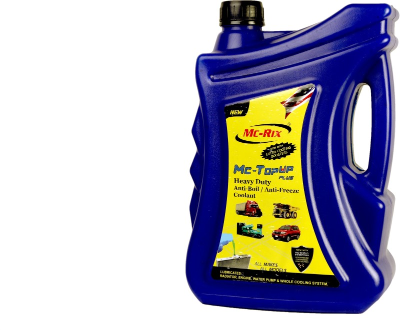Mc-Rix PREMIX3 Radiator Cleaner Flush(3 L)