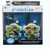 RANATRADERS ben 10 walkie talkie Radiome...