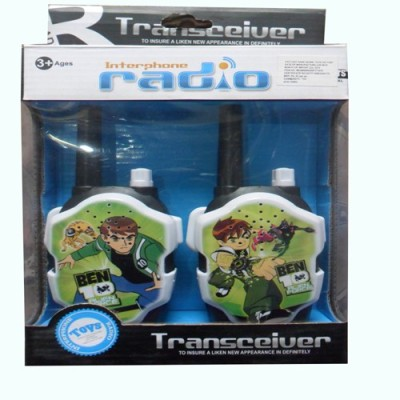 RANATRADERS ben 10 walkie talkie Radiometer