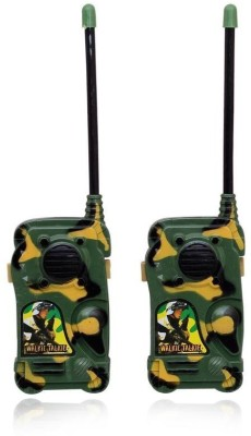 Planet of Toys Army Walkie Talkie Radiometer