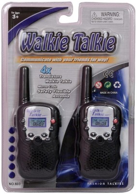 Planet of Toys Transistors Walkie Talkie Radiometer