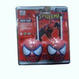 RANATRADERS spiderman walkie talkie Radi...