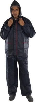 Newera Galaxy Reverseable Impenetrable Moisture Barrier Solid Men,s Raincoat