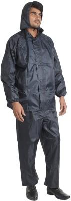 Muren Self Design Men's Raincoat