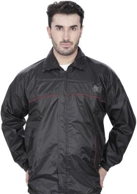 Monsuun Solid Men's Raincoat
