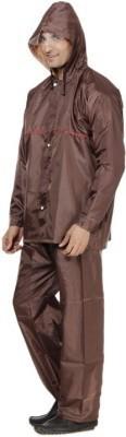 B&W Solid Men's Raincoat