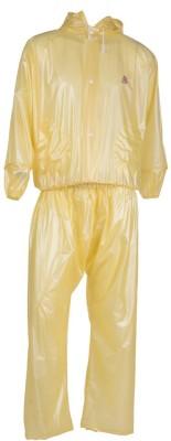 Clubb Solid Men's Raincoat
