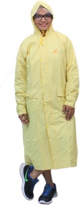 Romano Reversible Solid Girl's Raincoat