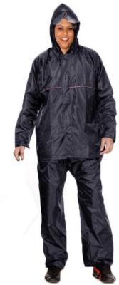 La Polo Solid Womens Raincoat