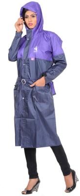 ALLWIN Solid Women's Raincoat