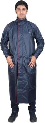 Versalis Solid Mens Raincoat