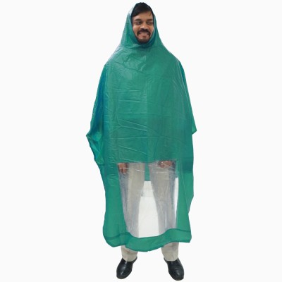 Muren Self Design Womens Raincoat