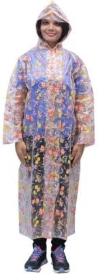Romano Printed Women's Raincoat