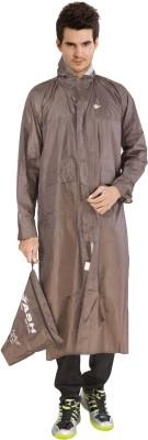 Lotus Stylish Wonderland Solid Men's Raincoat