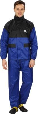 Civil Outfitters Solid Men's Raincoat
