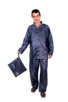 Lotus Supreme Super Rider Solid Men's Raincoat