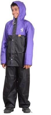 Allwin NA Solid Baby Boy's Raincoat