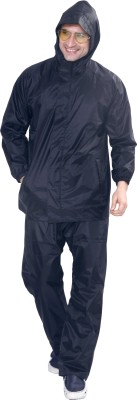 HighLands ST-100 Solid Men's Raincoat