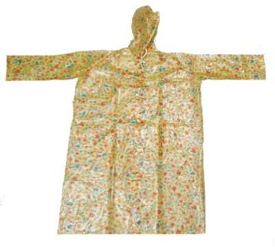 RI RainWear Great Rainwear Printed Boy's Raincoat