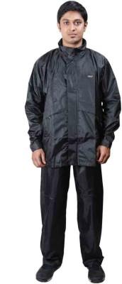 Fashion World Solid Men's Raincoat