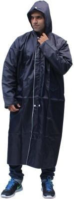 Romano Reversible Rain Overcoat Solid Men's Raincoat