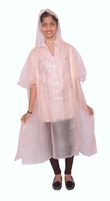 Zadine Solid Women's Raincoat