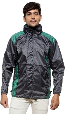 Sports 52 Wear Sw1295 Solid Men's Raincoat