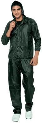 Zavia Solid Men's Raincoat