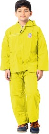 Rainfun Solid Boys Raincoat