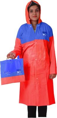 VARIETY Solid Boy's Raincoat