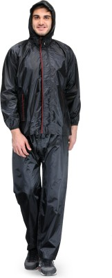 TSX Solid Men's Raincoat