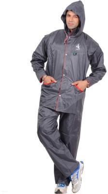 ALLWIN Solid Men's Raincoat