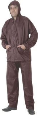 VARIETY Solid Mens Raincoat