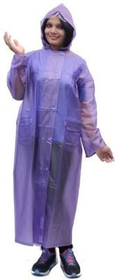 Romano Rain Overcoat Solid Women's Raincoat