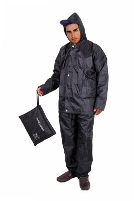 Lotus Stylish Reversible Solid Men's Raincoat