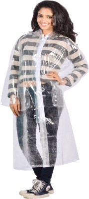 Weird Solid Women's Raincoat