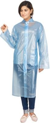 Versalis Solid Womens Raincoat