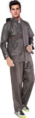Lotus Stylish Drizzle Solid Men's Raincoat