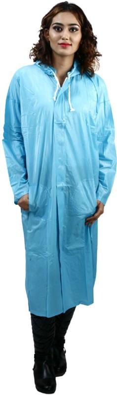 Rainfun Solid Women's Raincoat