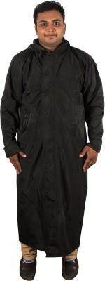 Cardulis Distinct Coat Solid Men's Raincoat