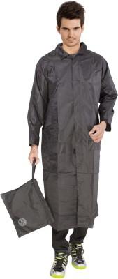 Duckback Solid Mens Raincoat