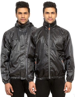 Sports 52 Wear Solid Men's Raincoat