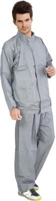 Lotus Stylish Classic Solid Men's Raincoat