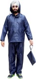 Kingpower Solid Men's Raincoat