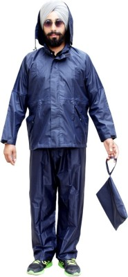 Kingpower Solid Mens Raincoat