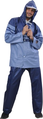 HighLands Boston_ol Solid Men's Raincoat