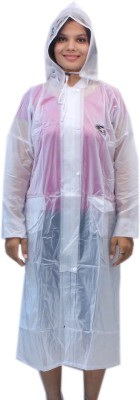 Romano Protective Solid Women's Raincoat