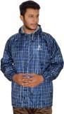 Aashi Self Design Men's Raincoat